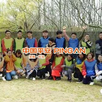 中国平安共青森林公园一日团建之旅