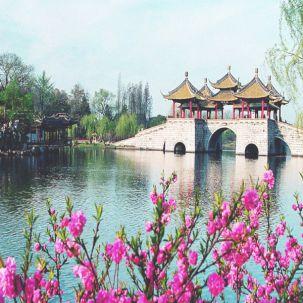 扬州2日团建方案【精致古城里,探秘瘦西湖】