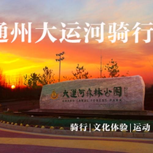 京郊通州大运河骑行|运动