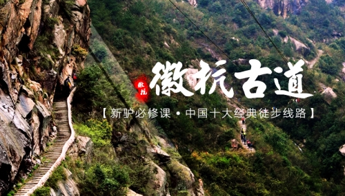 吴江徽杭古道徒步团建(游览原生态山间美景)
