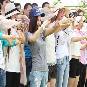 青青旅游世界1日团建方案【团结协作,磨炼团队】